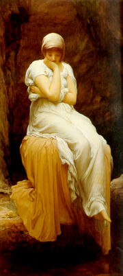 Frederick Leighton - Solitude