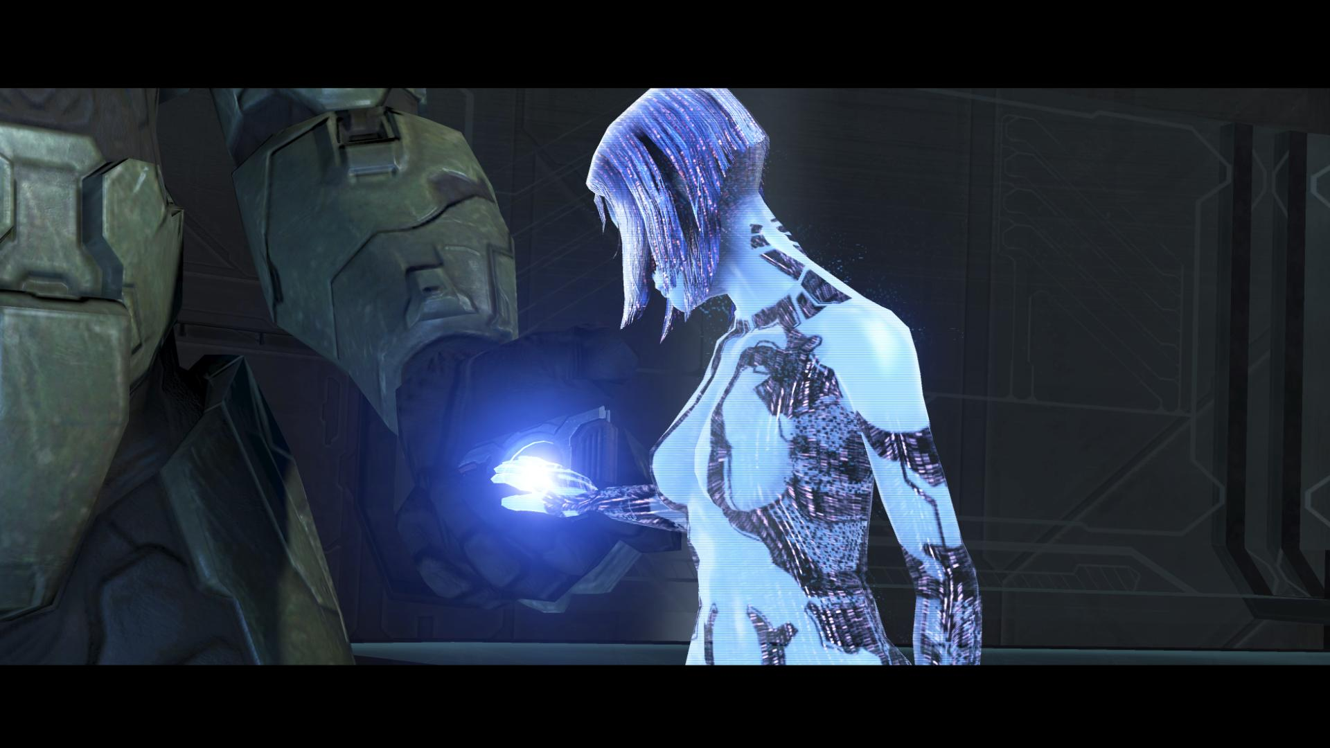 Cortana from halo masterbates naked pics