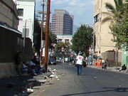 Los Angeles Skid Row