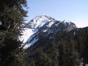 Charleston peak