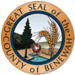 Benewah County, Idaho seal