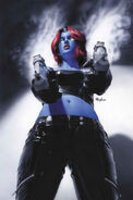 Mystique Vol 1 19 Textless
