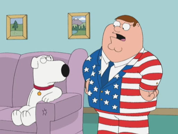 Family Guy Season 6 Episode 6 Padre de Familia