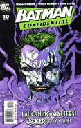 Batman Confidential 10