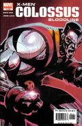 Colossus Bloodline Vol 1 1