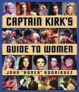 Captain Kirk&#39;s Guide to Women cover