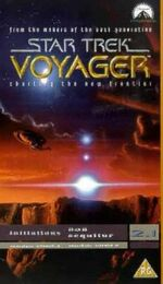 VOY 2.1 UK VHS cover