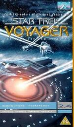 VOY 2.4 UK VHS cover