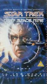DS9 vol 10 UK VHS cover