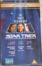 Three Beginnings cover