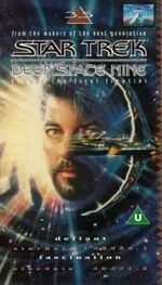 DS9 3.5 UK VHS cover