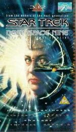 DS9 3.12 UK VHS cover