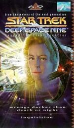 DS9 6.9 UK VHS cover