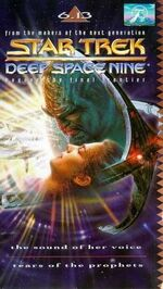 DS9 6.13 UK VHS cover