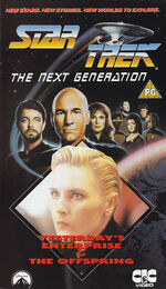 TNG vol 32 UK VHS cover