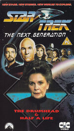 TNG vol 48 UK VHS cover