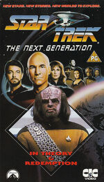 TNG vol 50 UK VHS cover