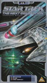 TNG 4.5 UK VHS cover
