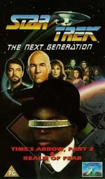 TNG vol 64 UK VHS cover