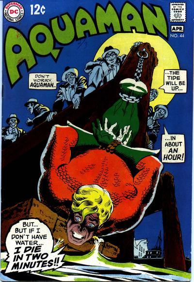 Classic Comic Covers - Page 3 Aquaman_Vol_1_44
