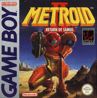 Metroid II Return of Samus (NA)