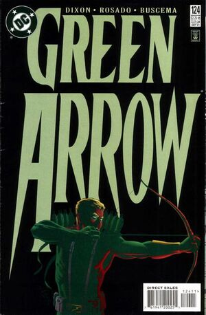 Cover for Green Arrow #124