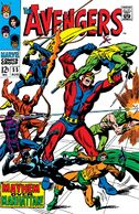 Avengers Vol 1 55