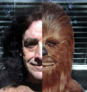 Peter - Chewbacca