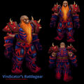 Vindicator Dwarf Male