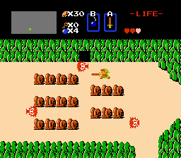 Gameplay (The Legend of Zelda)
