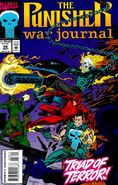 Punisher War Journal Vol 1 58