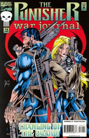 Punisher War Journal Vol 1 74
