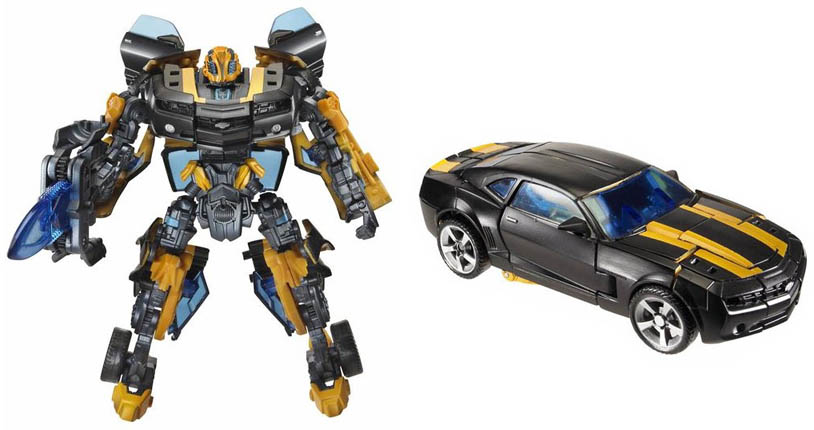 transformers 3 toys release. Stealth Bumblebee toy