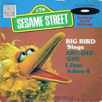DP99003BigBirdSingsSingle
