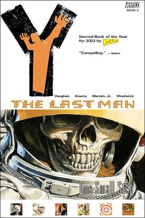 Cover for Y: The Last Man (Collections) #3