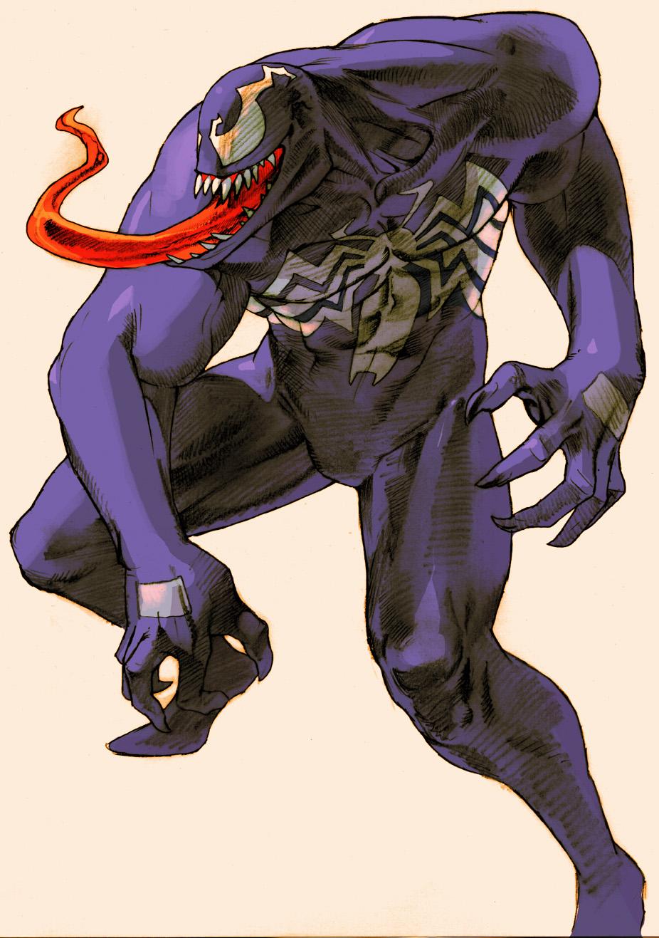 Venom Marvel Wiki