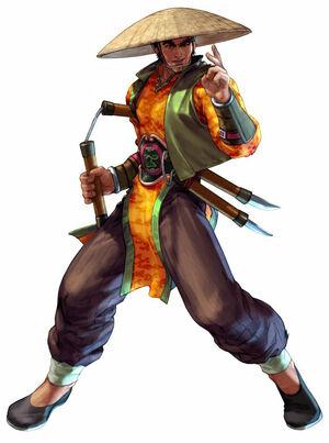 Ninja List ~ Samurai Shodown vs Soul Calibur 300px-Lilong-soul3art
