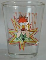 Beaker Shot Glass