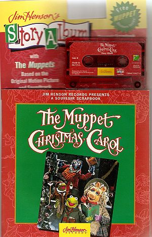Muppetchristmascarol-storyalbum
