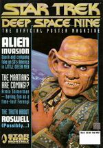 DS9 Poster Magazine issue 6 cover