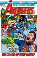 Avengers Vol 1 98