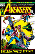 Avengers Vol 1 103