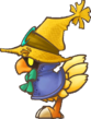 Chocobo Black Mage