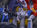 G1 Decepticons hear Soundwave