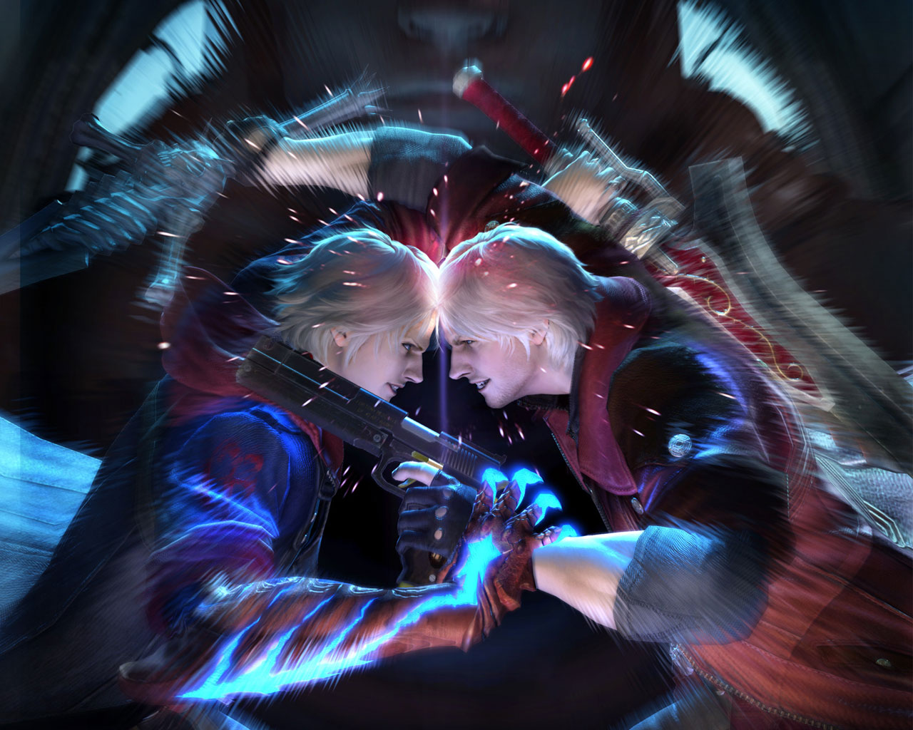 Devil May Cry 4 Wallpaper: The Devil May Cry Wiki