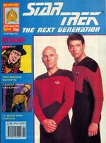 Marvel TNG magazine issue 4 cover