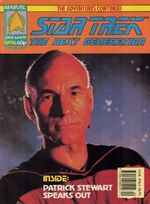 Marvel TNG magazine issue 16 cover