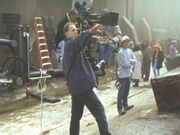 Rene Auberjonois directing &#39;The Quickening&#39;