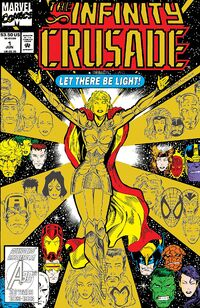 Infinity Crusade Vol 1 1