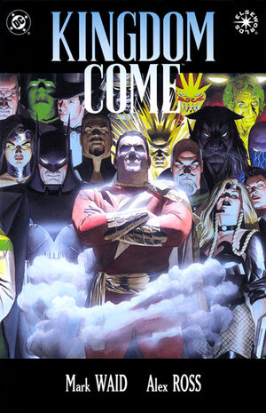 Cover for Kingdom Come #3